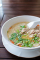 Rice porridge with pork and vegetable - PhotoDune Item for Sale