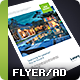 Flyer, Magazine Ad or Product Sheet - GraphicRiver Item for Sale