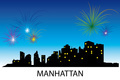Night Manhattan - PhotoDune Item for Sale
