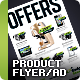 Product Flyers / Ads - GraphicRiver Item for Sale