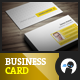 Modern Minimal Business Card 2 - GraphicRiver Item for Sale