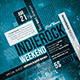 Indie Rock Vintage Concert / Party Flyer / Poster - GraphicRiver Item for Sale