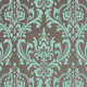 Ornate Damask Seamless Pattern - GraphicRiver Item for Sale