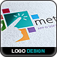 Metro Touch Logo - GraphicRiver Item for Sale