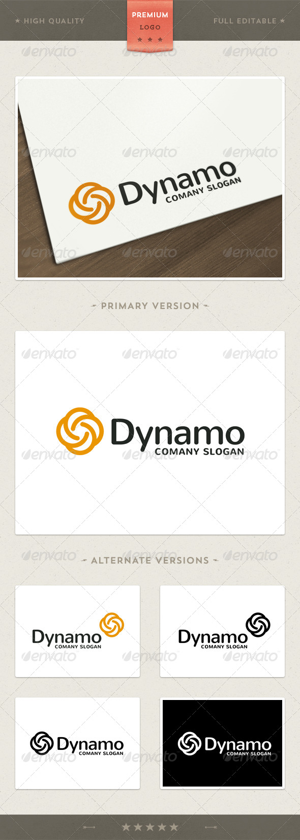 GraphicRiver Dynamo 4509083