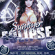 Summer Eclipse Flyer - GraphicRiver Item for Sale