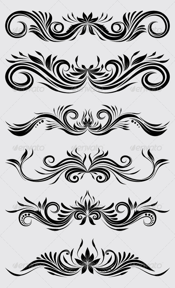 GraphicRiver Decorative Ornamental 4509453