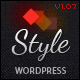 Style Premium Wordpress Theme - ThemeForest Item for Sale
