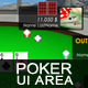 Poker Ui Area - GraphicRiver Item for Sale