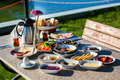 Breakfast in the nature - PhotoDune Item for Sale