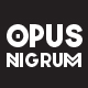 opusnigrum