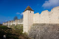 Walls of Provins, Seine et Marne, Ile de France, France - PhotoDune Item for Sale