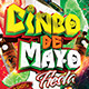Cinco De Mayo Fiesta Flyer - GraphicRiver Item for Sale