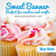 Sweet Web Banner Set - GraphicRiver Item for Sale
