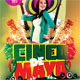 Cinco De Mayo V2 Flyer Template - GraphicRiver Item for Sale