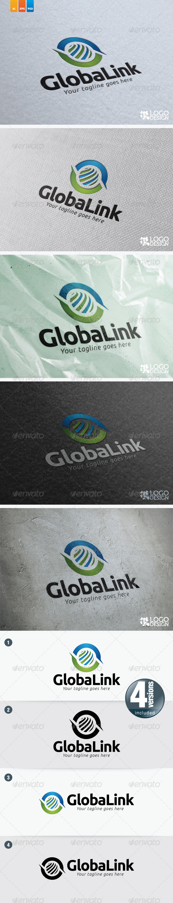 GraphicRiver GlobaLink 4520635