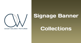 Signage Banner Collections