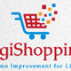 Digital Shopping Logo - GraphicRiver Item for Sale
