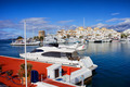 Puerto Banus Marina in Spain - PhotoDune Item for Sale