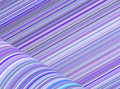 abstract purple blue cylinder curl shape backdrop - PhotoDune Item for Sale
