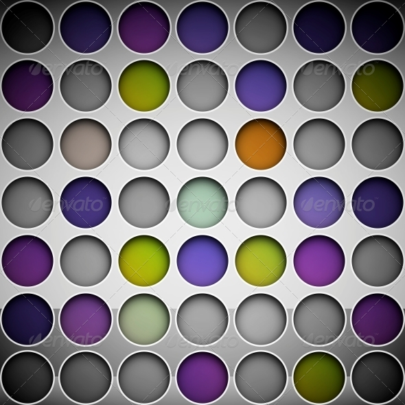 GraphicRiver Background with Circles 4525715
