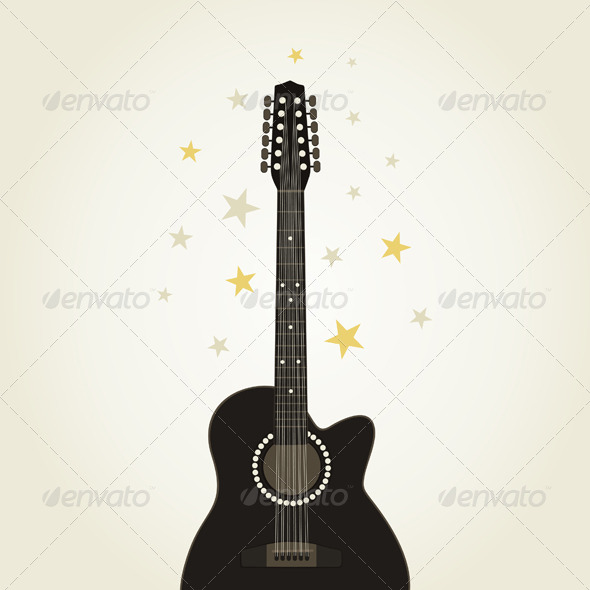 GraphicRiver Guitar 9 4526007