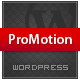 ProMotion Responsive WordPress Theme - ThemeForest Item for Sale
