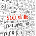 Soft skills concept on white - PhotoDune Item for Sale