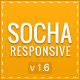 Socha Responsive WordPress Theme - ThemeForest Item for Sale