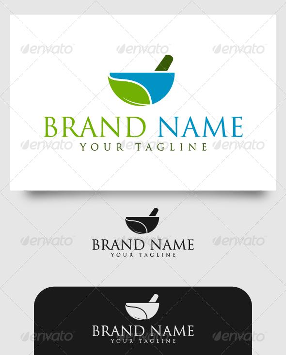 GraphicRiver Medicine Logo 4530397
