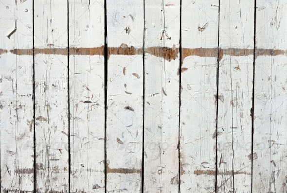 GraphicRiver grungy white background of natural wood 4530867