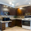 Interior design of modern kitchen - PhotoDune Item for Sale