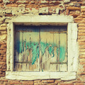 Glimpse of an old window - PhotoDune Item for Sale