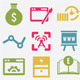 Set of Internet Service Icons - GraphicRiver Item for Sale