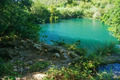 Little lake in Plitvice, Croatia, with sunshine light - PhotoDune Item for Sale