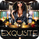 Exquisite Party Flyer Template