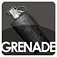 Grenade m14 m18 (Flash / Fire / Smoke) - 3DOcean Item for Sale