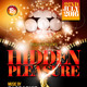 Hidden Pleasure Flyer Template - GraphicRiver Item for Sale