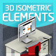 Mygame 3D Isometric Kit Vol.1 - GraphicRiver Item for Sale