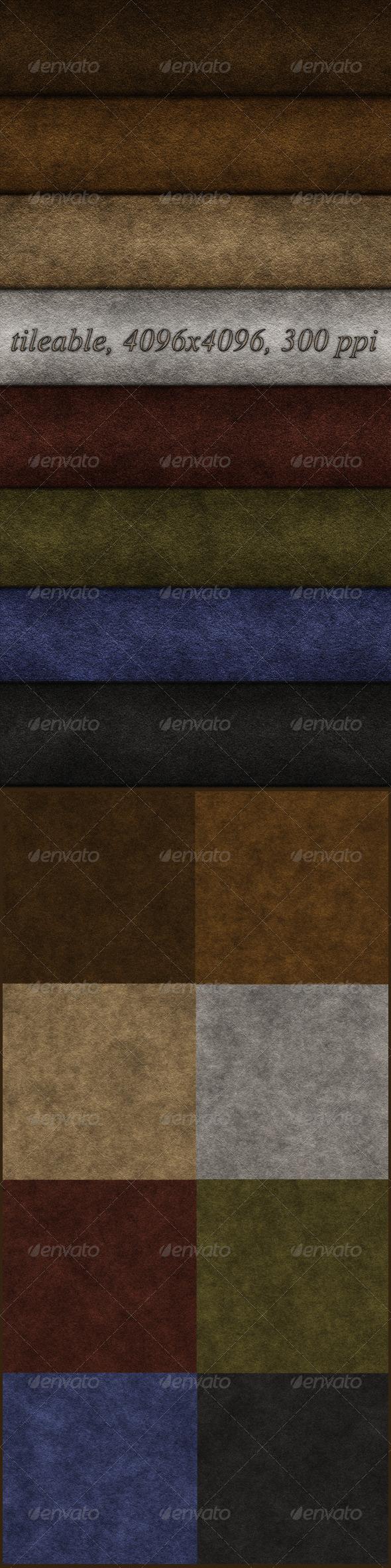 GraphicRiver 8 Suede Textures 4539593