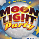 Moonlight Party - GraphicRiver Item for Sale