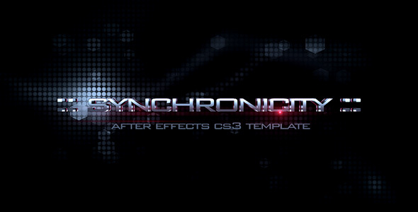 After Effects Project - VideoHive Synchronicity 478100