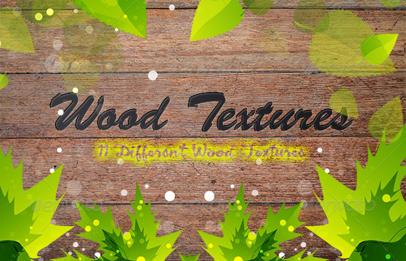 GraphicRiver Wood Textures 4542030