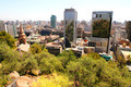 View over Santiago de Chile - PhotoDune Item for Sale