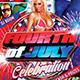 Fourth Of July Celebration Flyer - GraphicRiver Item for Sale