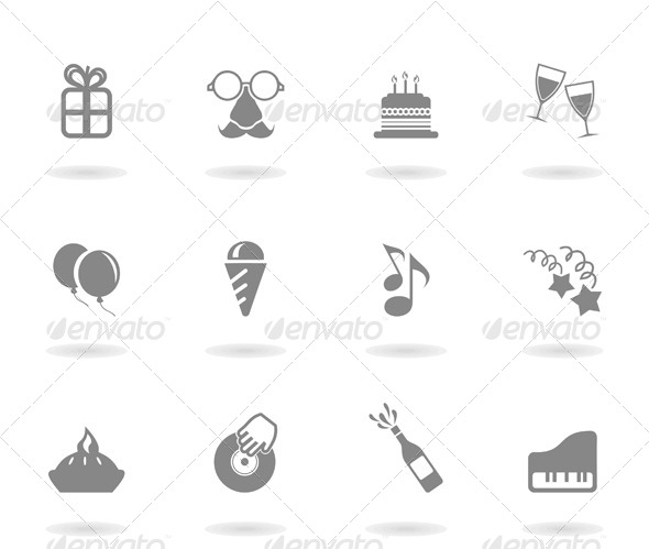 GraphicRiver Holiday an Icon 4545461