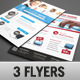 Business Flyer Templates A4 &amp;amp; Letter Bundle - GraphicRiver Item for Sale