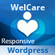 Welcare Responsive Medical Wordpress Theme - ThemeForest Item for Sale