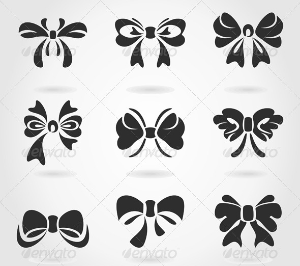 GraphicRiver Bow 4548385