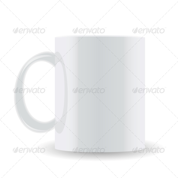 GraphicRiver white Cup 4551514